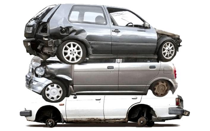 Demolizione auto gratis Torino